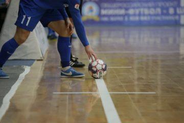 МФК «Норильский никель» готовится к очередному туру чемпионата России