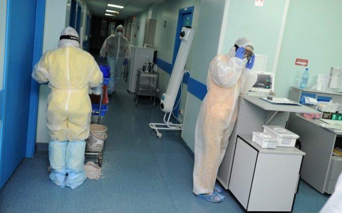 В Норильске за неделю коронавирусом заболели 65 человек