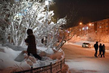 К выходным в Норильске похолодает до минус 35