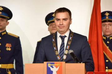 В Норильске состоялась церемония инаугурации главы города