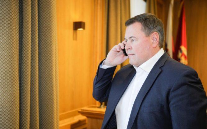 Дмитрий Свиридов: «Реабилитация пострадавшего под лавиной подростка будет проведена до полного восстановления»