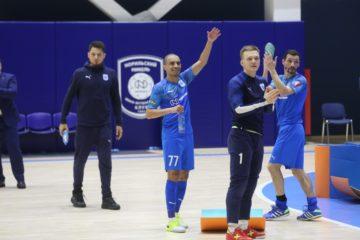 МФК «Норильский никель» добыл волевую победу в первом матче 14-го тура