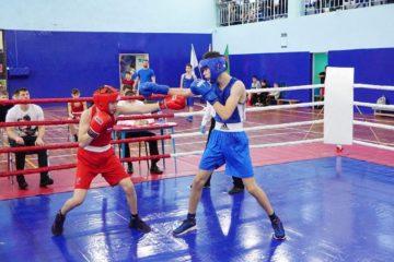 В Дудинке прошел открытый краевой турнир по боксу