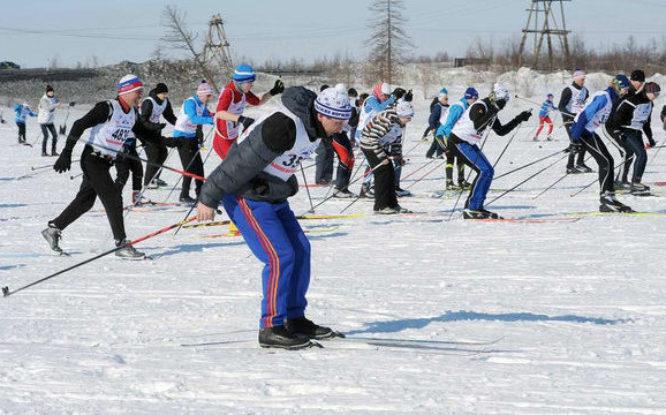 Норильский этап «Лыжни России» перенесли на 6 марта