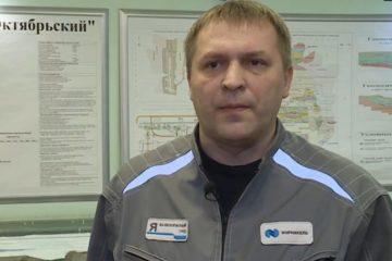 Владимир Баландин: «Разработан план по сдерживанию водопритока на руднике»