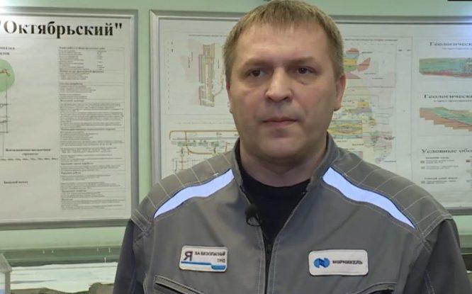 Владимир Баландин: «Все люди выведены»