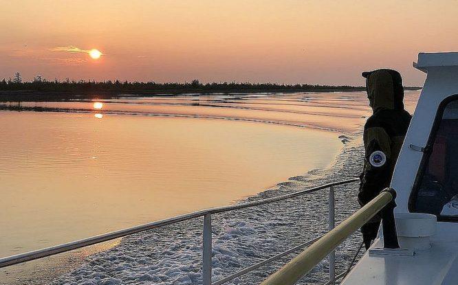 На Таймыре в озере Пясино и реке Пясине опять ловят рыбу