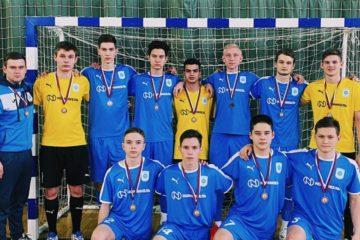 Норильские юноши стали призерами первенства Сибири по мини-футболу
