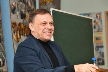В Норильск приехал директор Кунсткамеры Андрей Головнев
