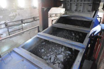 На руднике «Октябрьский» запустили новый дробильный комплекс Telsmith