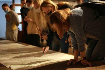 В Музее Норильска представили лабораторию #ГородКакНейросеть