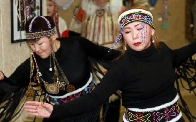 Что известно о религии и языке нганасан?
