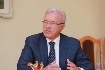 Александр Усс занял 63-е место в национальном рейтинге губернаторов