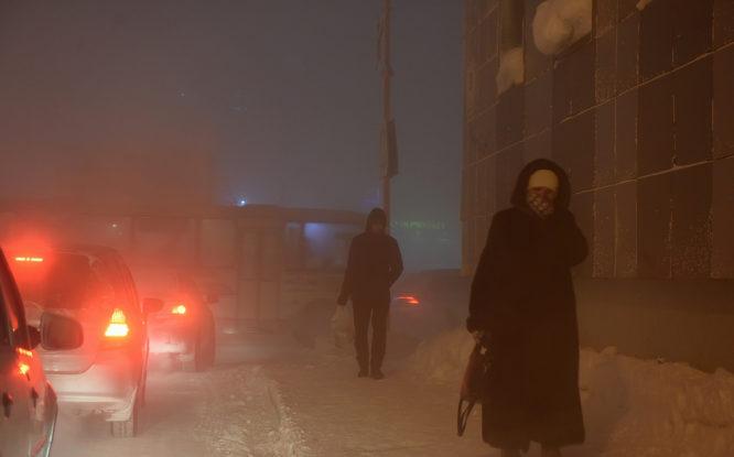 В Красноярском крае сокращается численность населения