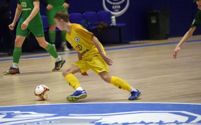 В Норильске подвели итоги проекта «Мини-футбол – в школу. Регион Заполярье»