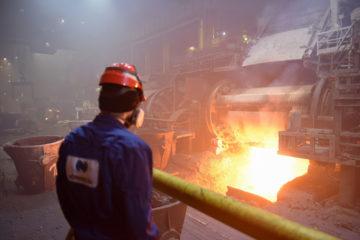 На Медном заводе идет ремонт печи Ванюкова №3