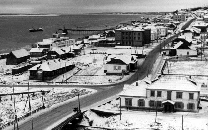 Село Дудинка стало городом семь десятилетий назад