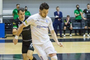 МФК «Норильский никель» готовится к играм с «Торпедо»