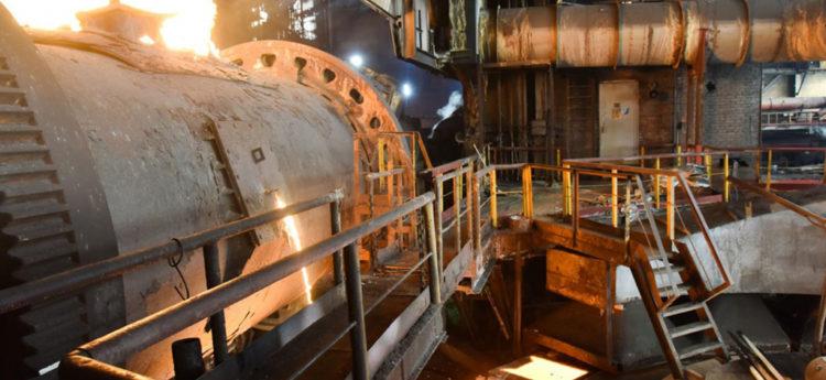 В Кольской ГМК остановили пирометаллургическое производство