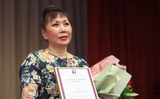 Педагогу из Норильска присвоили звание «Заслуженный учитель РФ»