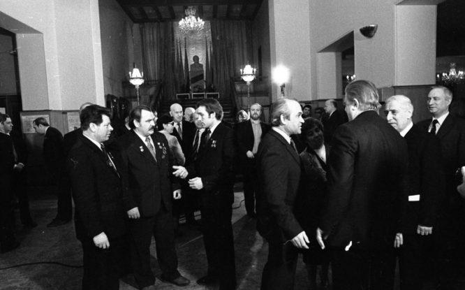 Второй норильский вечер в Москве прошел в Доме литераторов