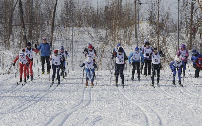 В Норильске в третий раз переносят «Лыжню России»