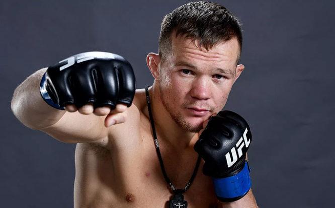 Бывший дудинец Петр Ян защитит титул UFC