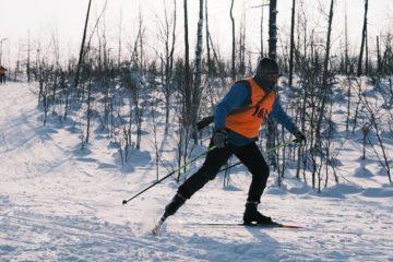 В Норильске впервые прошли соревнования по армейскому биатлону