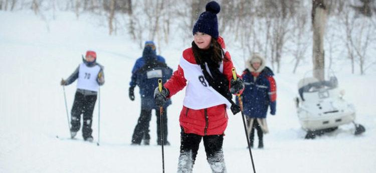«Лыжню России» в Норильске опять перенесли