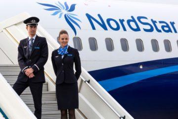 NordStar перешла на весенне-летнее расписание
