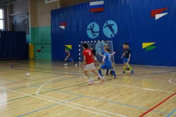 В Норильске провели турнир по мини-футболу среди дворовых команд