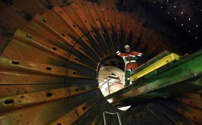 Мельницу «Норникеля» производительностью 10 миллионов тонн руды в год остановили на ремонт