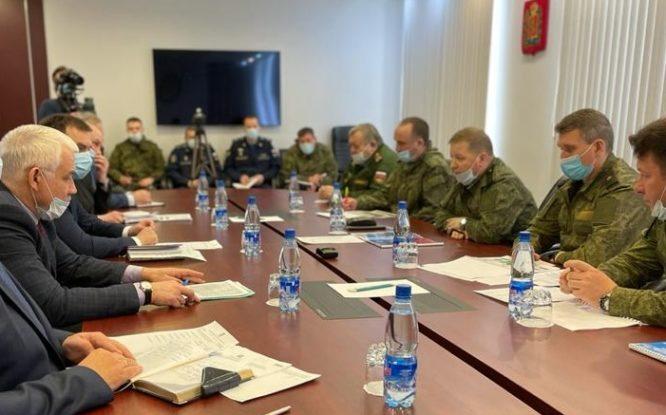 Глава Норильска провел совещание по ликвидации заброшенных объектов Минобороны