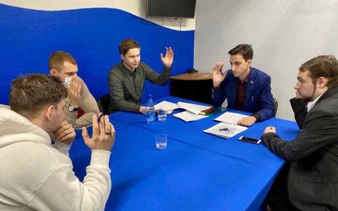 Норильчане вошли в краевой молодежный парламент