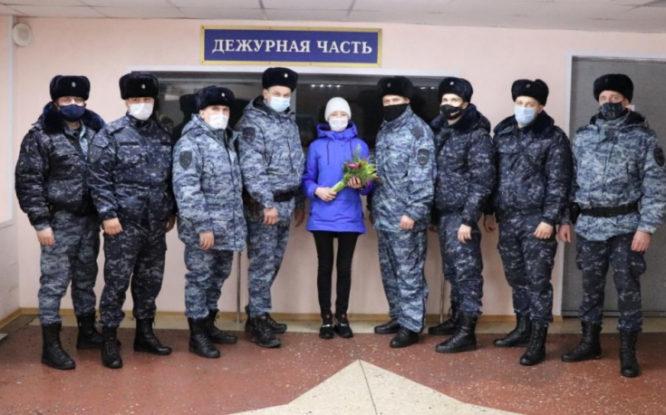 Норильские полицейские вернулись из командировки на Северный Кавказ