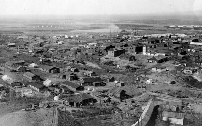 В лагерном поселке Норильск больницу комбината называли Родионовской