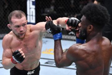 Бывший дудинец Петр Ян лишился титула UFC