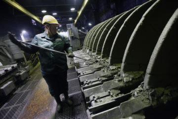 На Медном заводе придумали не имеющий аналогов метод очистки керамических пластин