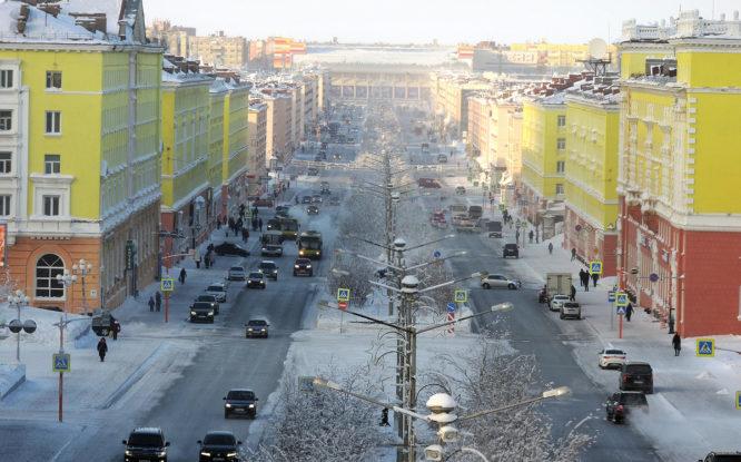 «Норникель» дополнительно выделит 150 миллиардов рублей на развитие Норильска