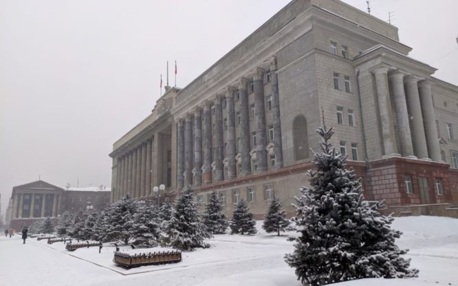Глава Норильска прибыл с рабочим визитом в Красноярск