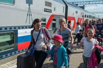 Билеты на поезд школьники смогут купить за полцены