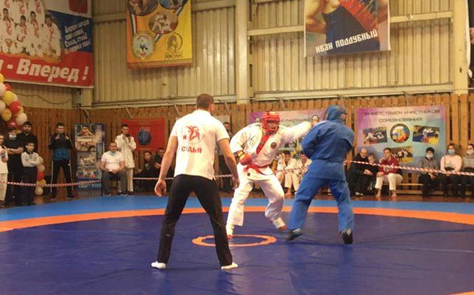 В Норильске прошел чемпионат по армейскому рукопашному бою