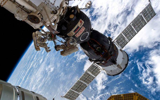 Россия выйдет из проекта МКС