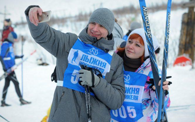 Норильчане преодолели на лыжах более 11,5 тысячи километров