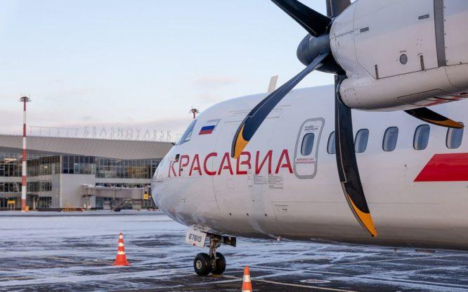 Норильские ветераны и инвалиды смогут бесплатно улететь на рейсах «КрасАвиа»
