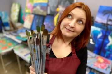 В Норильске набирает популярность арт-терапия