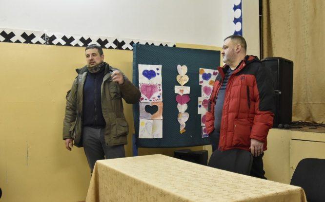 Представители ПОРА посетили два удаленных таймырских поселка