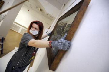 Русский музей вновь привез в Норильск шедевры из своих коллекций