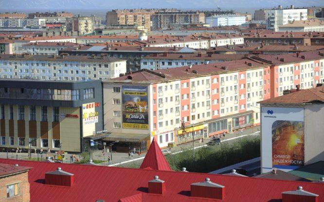 В Норильске построят новый гостиничный комплекс