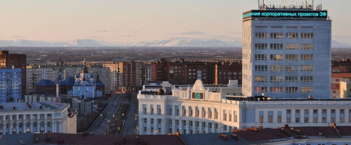 Урбанисты из Питера познакомились с проектами будущего Норильска